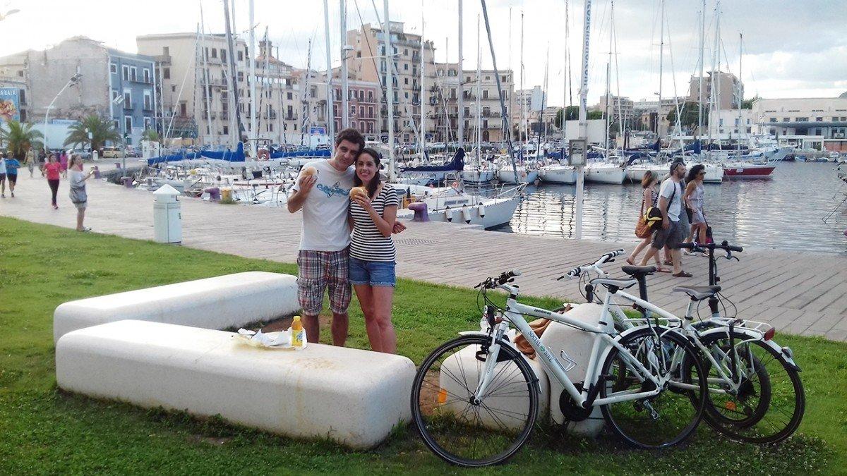 Touring Bike Lombardo