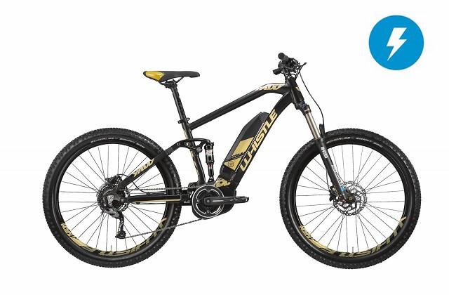 E-Bike Enduro MTB Himalaya