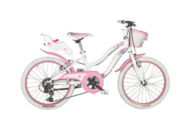 Bike Minnie