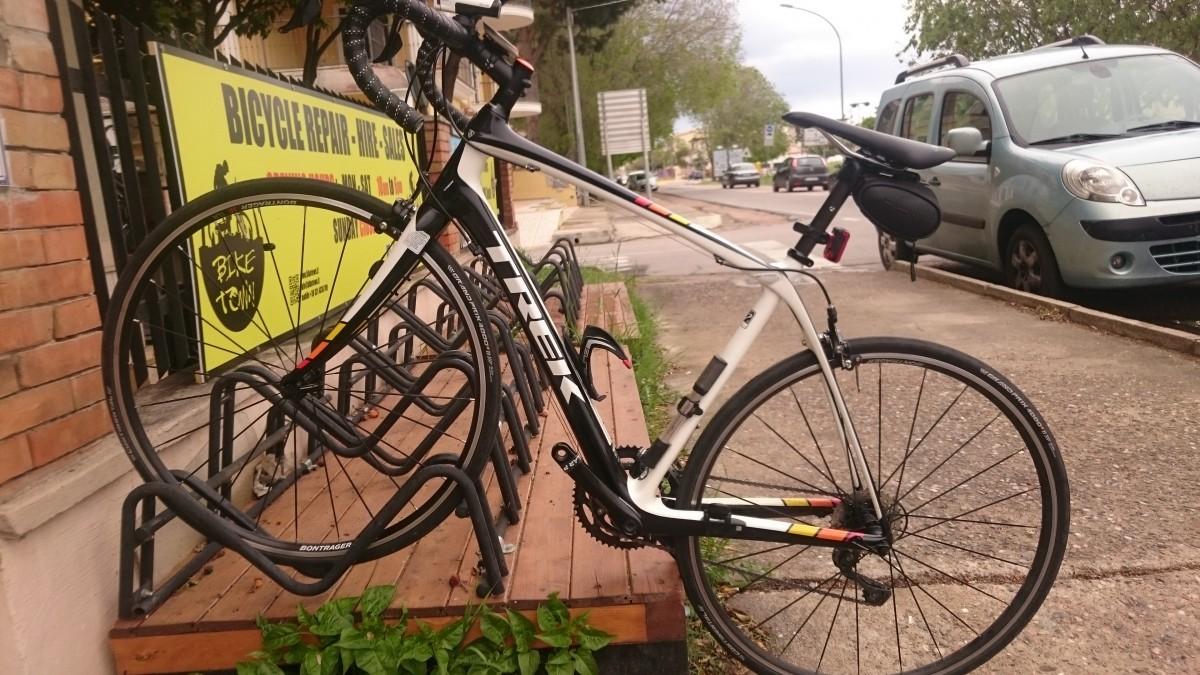 Trek Domane bike 4.3