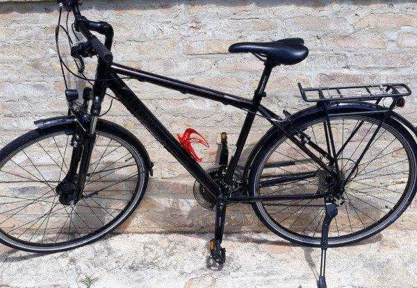 Gravel E-Bike Impulso Bianchi