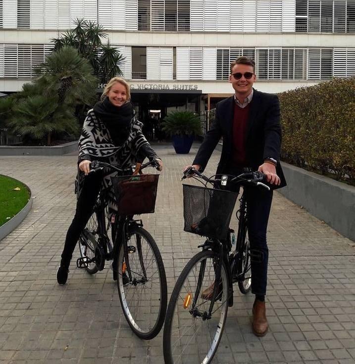 Bike Tour Privato a Barcellona