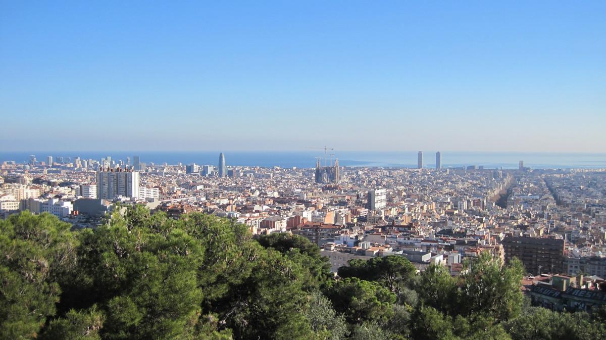 Bike Tour giornaliero Barcellona