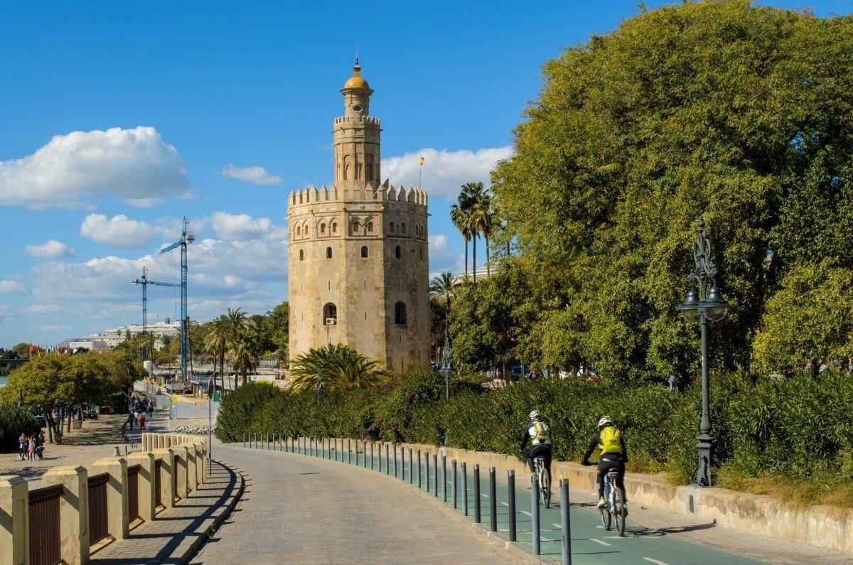 Bike Tour Gastronomico di Sevilla