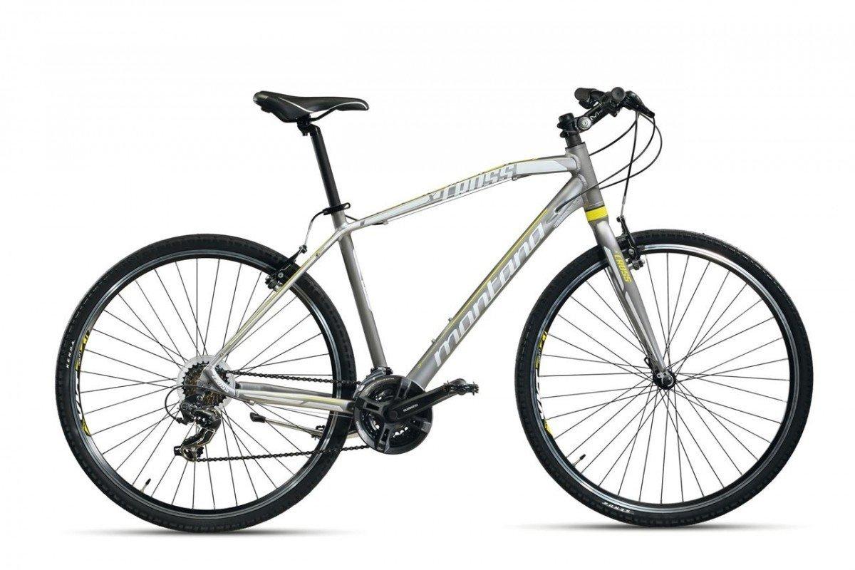 Montana X-Cross 945 hybrid bicycle