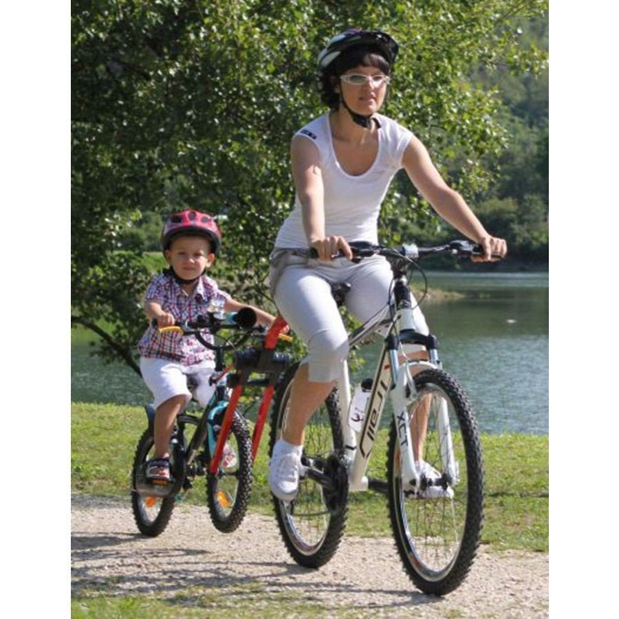 Tow bar for children's bikes