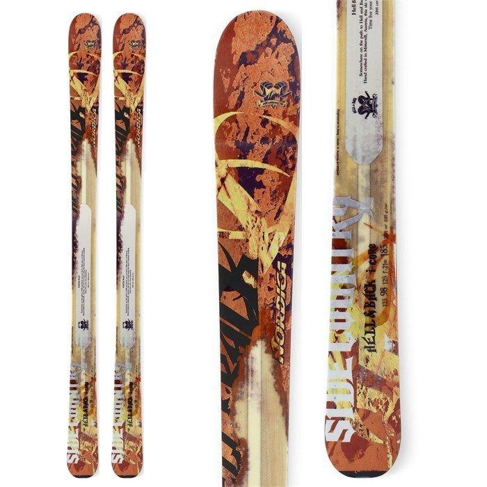 Ski Nordica Hell & Back