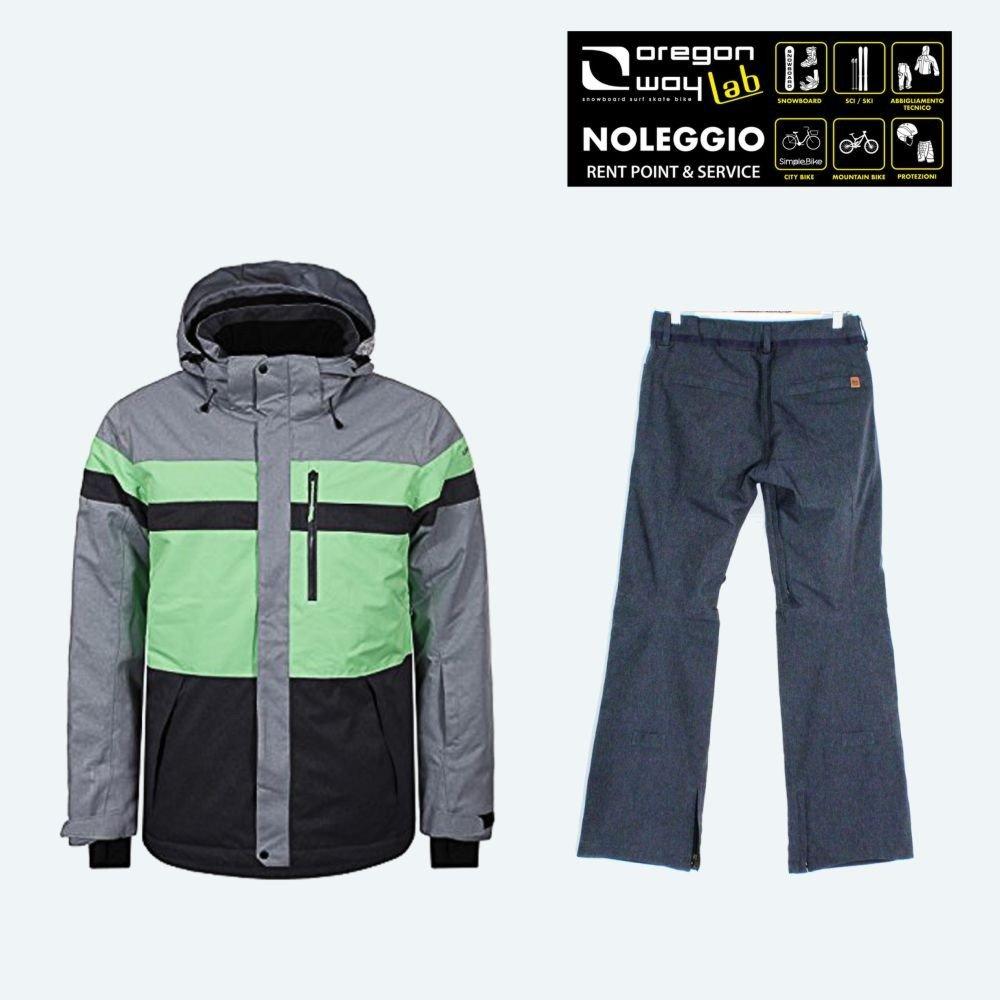 Kit Abbigliamento giacca e pantalone uomo
