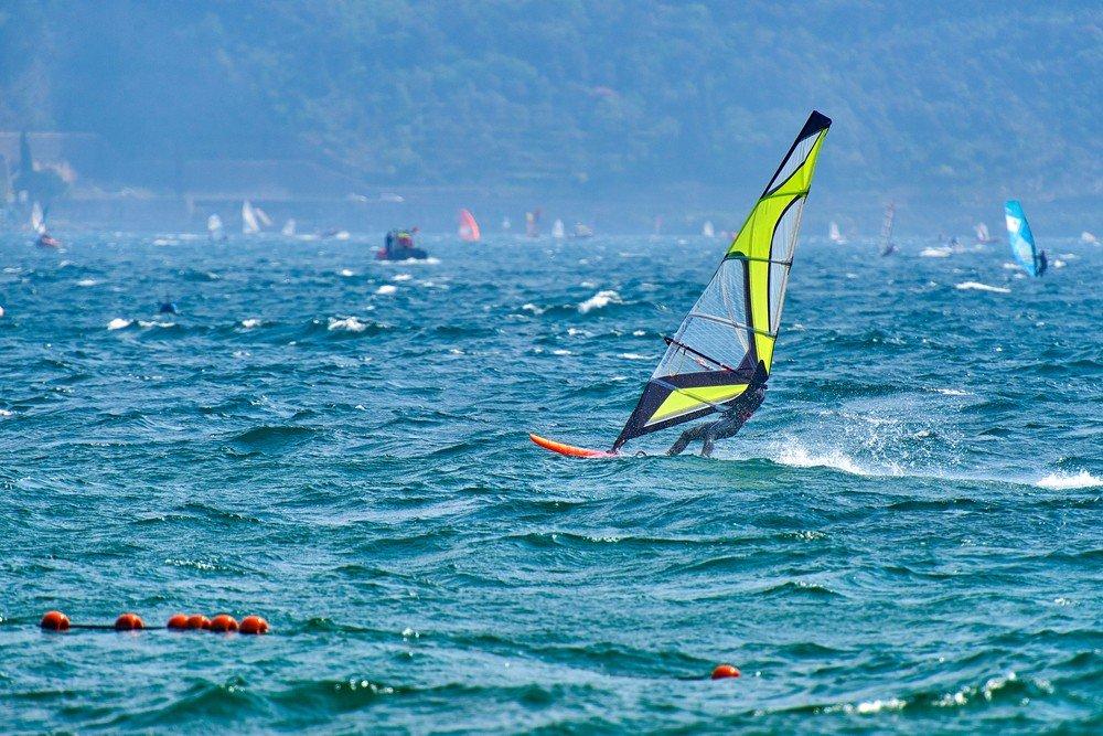 Lezione Individuale Windsurf (2 ore)