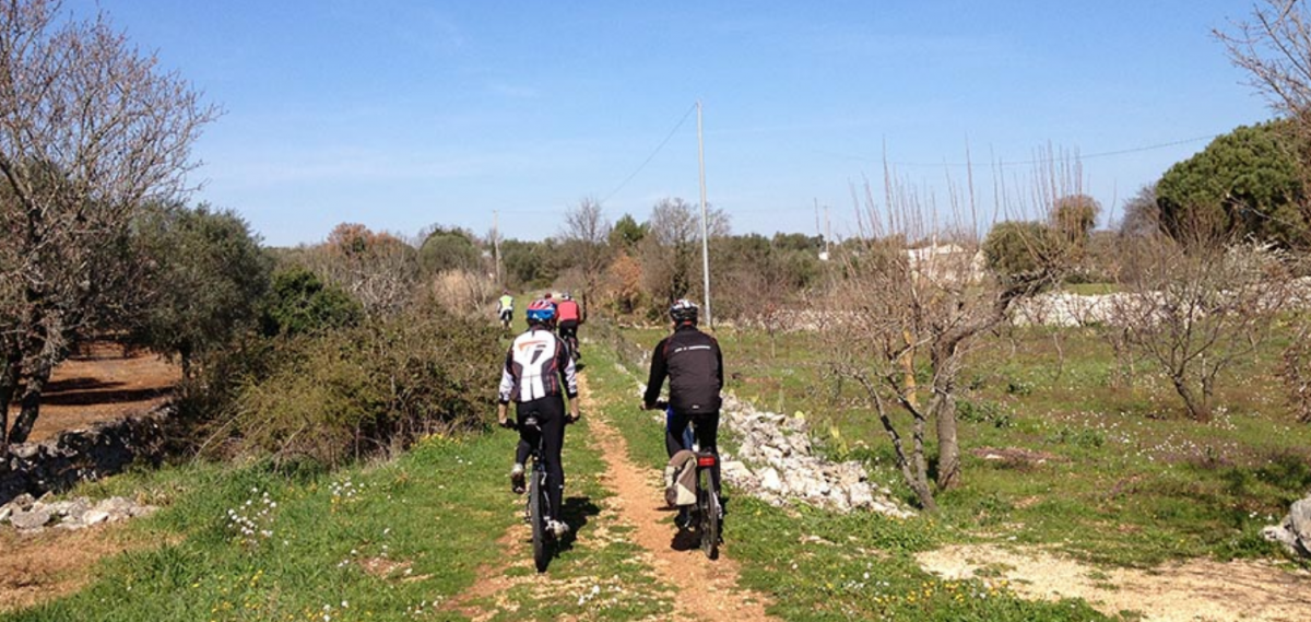 Bike Tour - Itinerario la Ciclovia dell'Acquedotto