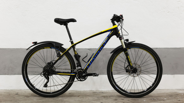Haibike Freed Mountain Bike, 2015
